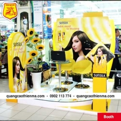 Booth Activation Sunsilk
